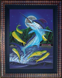 Blue Moon Limited Edition Giclee