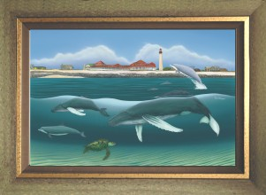 The Endangered Species Limited Edition Giclee
