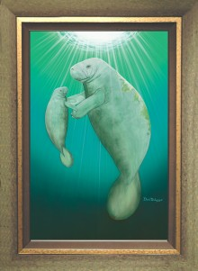 Eternal Serenity Limited Edition Giclee