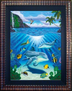 Paradise Limited Edition Giclee