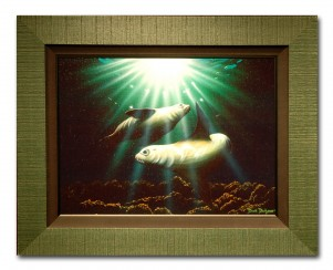 Through the Light Limited Edition Giclee