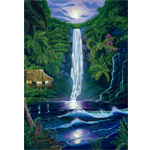 In the Falls of Light Limited Edition Giclee