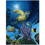 Ocean Fest Limited Edition Giclee