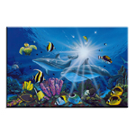 Ocean Friends - Single Ceramic Tile