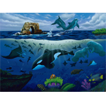 Oceans for Youth Limited Edition Giclee