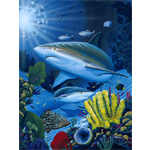 Shark Fest - Limited Edition Giclee